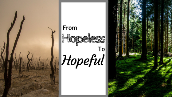 From hopeless to hopeful