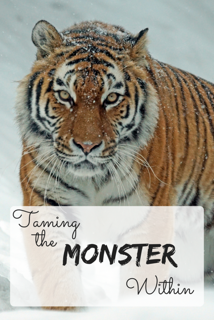 Taming the monster within
