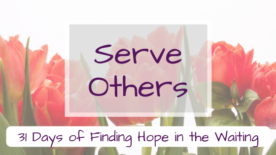serve others