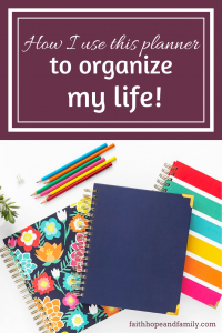 I have tried countless planners to organize my chaotic life -- I finally found one that lets me brainstorm, goal set, project plan, and time block -- among other things. Read why I am staying with this planner! #projectplanner #organization #goalsetting