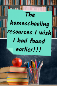We all have the curriculum and resource we like and and those we can't live without.  These are the ones that saved my life and I seriously wish I had found earlier. #homeschool #mathcurriculum #writingcurriculum